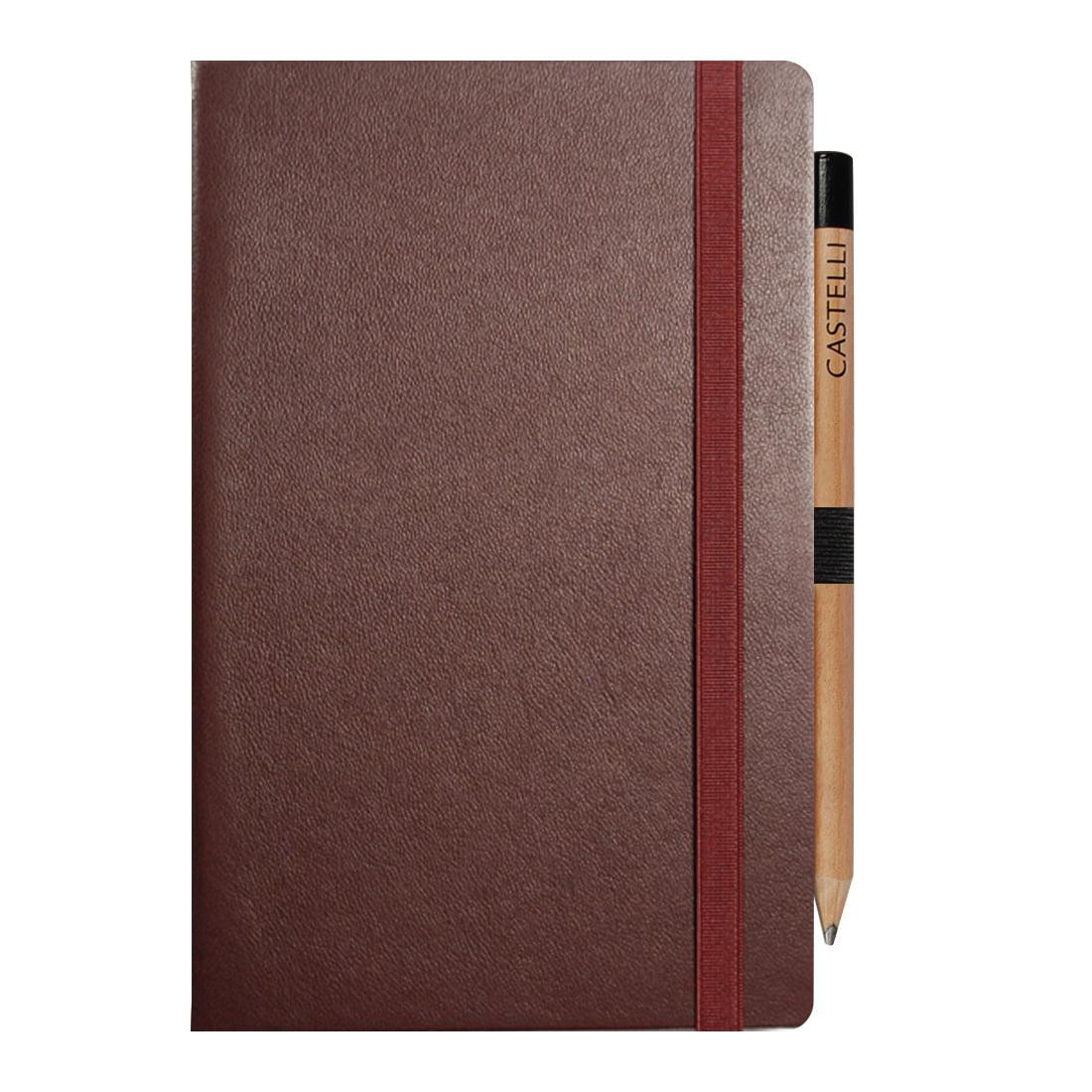 Nappa leather Q24/06/227 burgundy