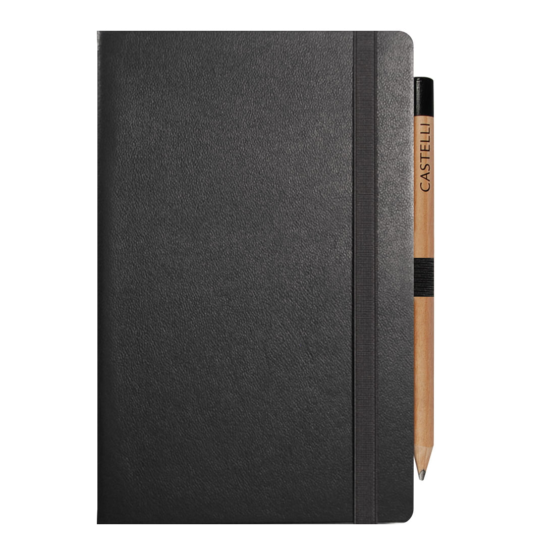 Medium notebook Q24/06/229 Black